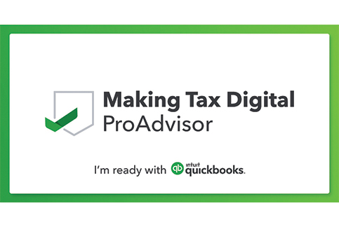 Making Tax Digital - Quickbooks Platinum ProAdvisor - Merranti Accounting