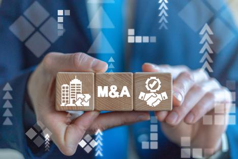 Merger & Acquisition London Accountant