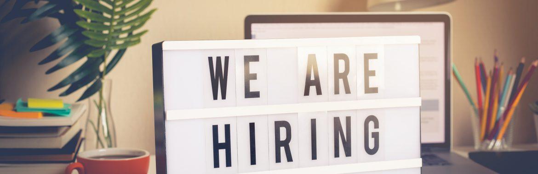 we are hiring kickstart scheme