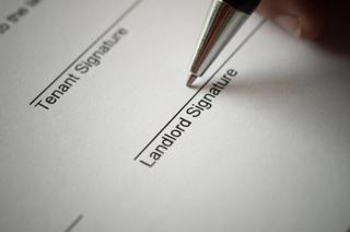 Landlof tenant eviction Property accountant