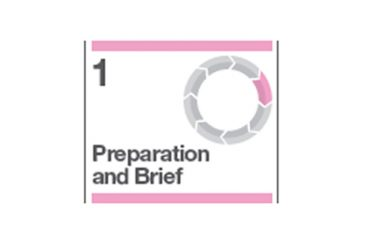 1 Preparation & Brief
