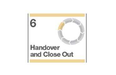 6  Handover and Close Out