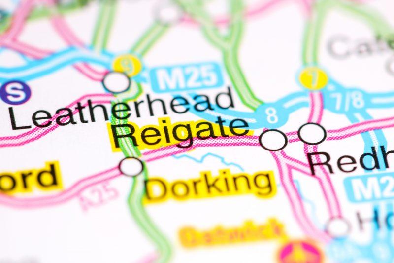 Reigate, Merranti Business Consultants in Reigate
