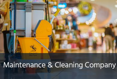 Maintenance & Cleaning Company - Case Study - Merranti Consulting