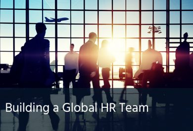 Building a Global HR Team - Case Study - Merranti Consulting