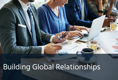 Building Global Relationships - Case Study - Merranti Consulting