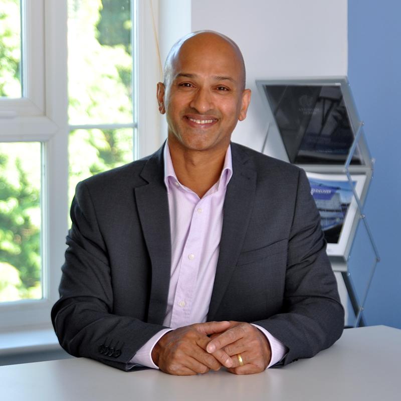 Hazi Mistry, Business Consultant for Merranti Consulting