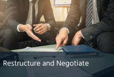 Structure and Negotiate - Case Study - Merranti Consulting