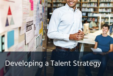 Developing a Talent Strategy - Case Study - Merranti Consulting