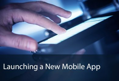 Launching a New Mobile App - David Tewkesbury Case Study - Merranti Consulting