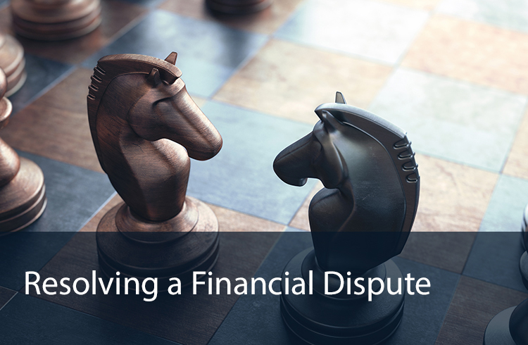 Resolving a Financial Dispute - David Tewkesbury Case Study - Merranti Consulting