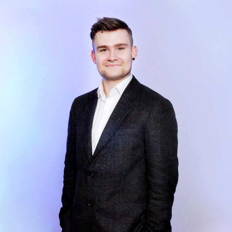 Jordan Williams - Marketing Assistant - Merranti Group